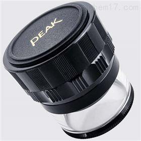 日本东海必佳PEAK放大镜10倍放大带刻度透镜