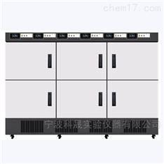 SPX-1500L-6 智能多温区生化培养箱自行研发