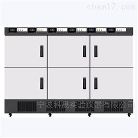 智能多温区生化培养箱 SPX-1500L-6 无氟