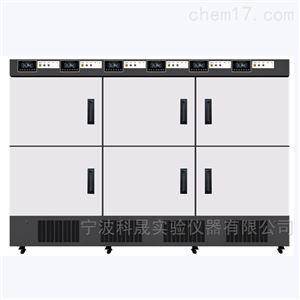 SPX-1500L-6  科晟 智能多溫區生化培養箱