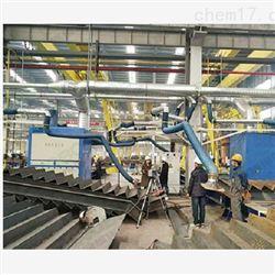 LB管道式多工位焊烟处理系统