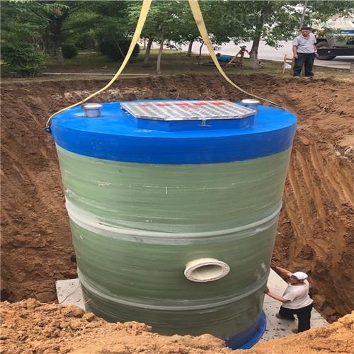 合理使用一體化預制泵站的必要性