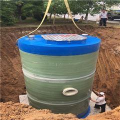 合理使用一体化预制泵站的必要性