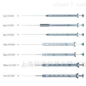 0.5ul-1ml气相、液相(尖头、平头)微量进样器、进样针