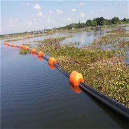 FT1100*1100大浮力筒管道抬浮塑料浮筒抽沙疏浚浮体