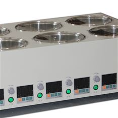 SHJ-6D數顯磁力攪拌器水浴鍋