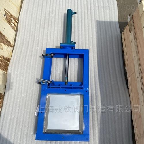 液动方形螺杆闸门