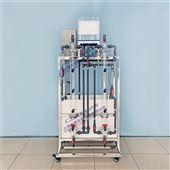 DYG222离子交换软化与除盐实验装置(2柱)水污染