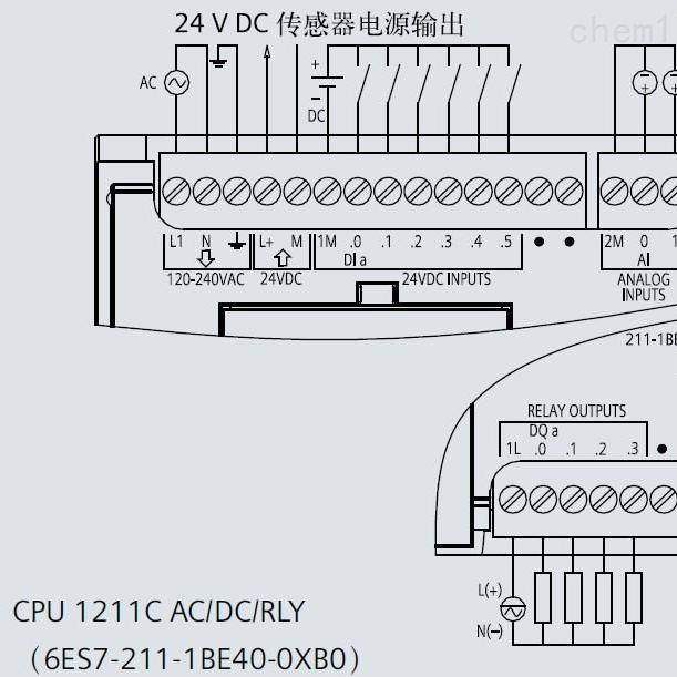 西门子CPU模块6ES7414-3EM05-0AB0