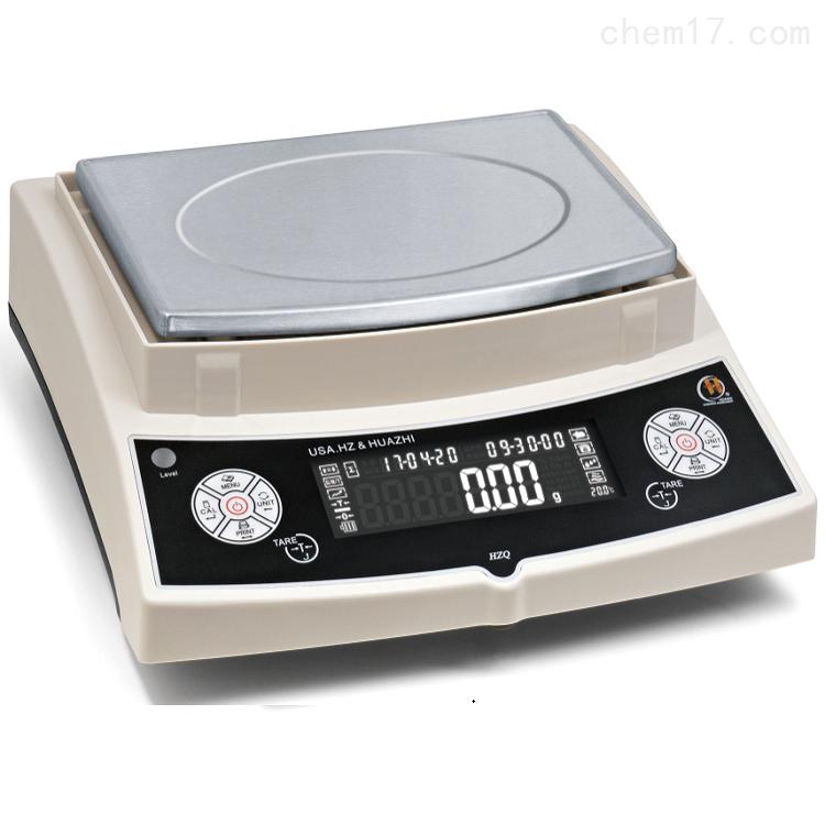 原装华志工业天平HZQ-B50电子秤1g价格优惠