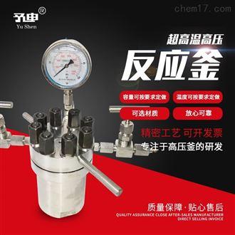 超高溫高壓反應釜