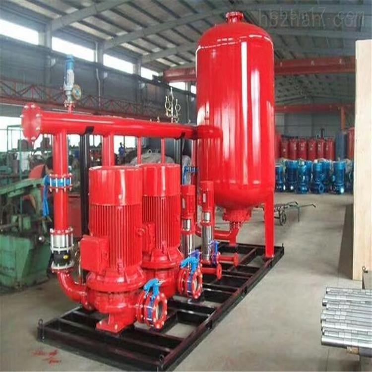 泵房消防气体顶压给水设备价格