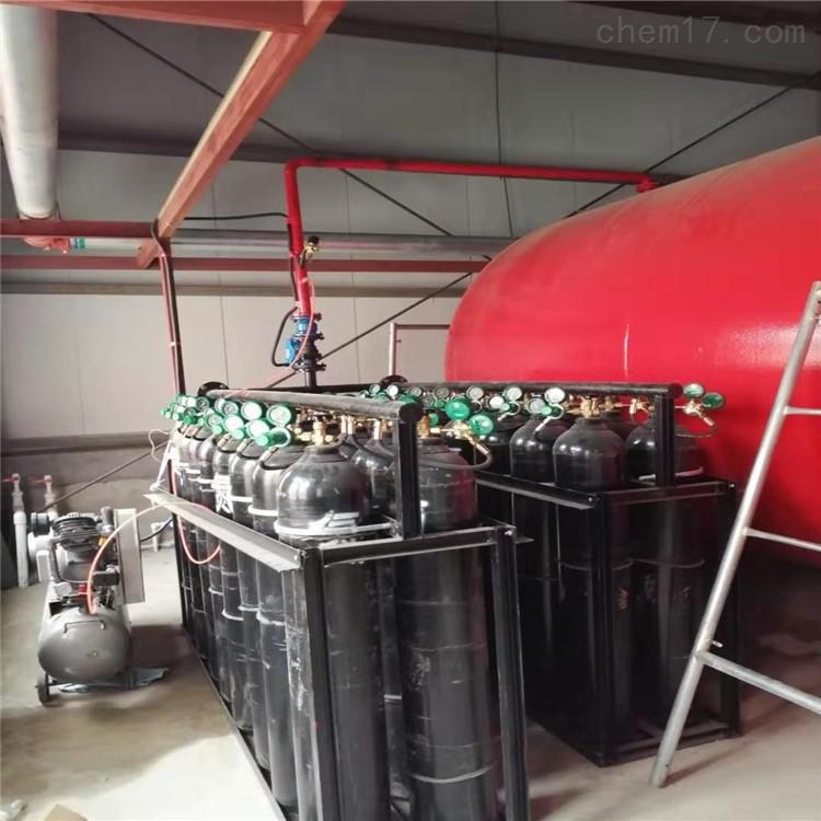 消防气体顶压给水设备价格