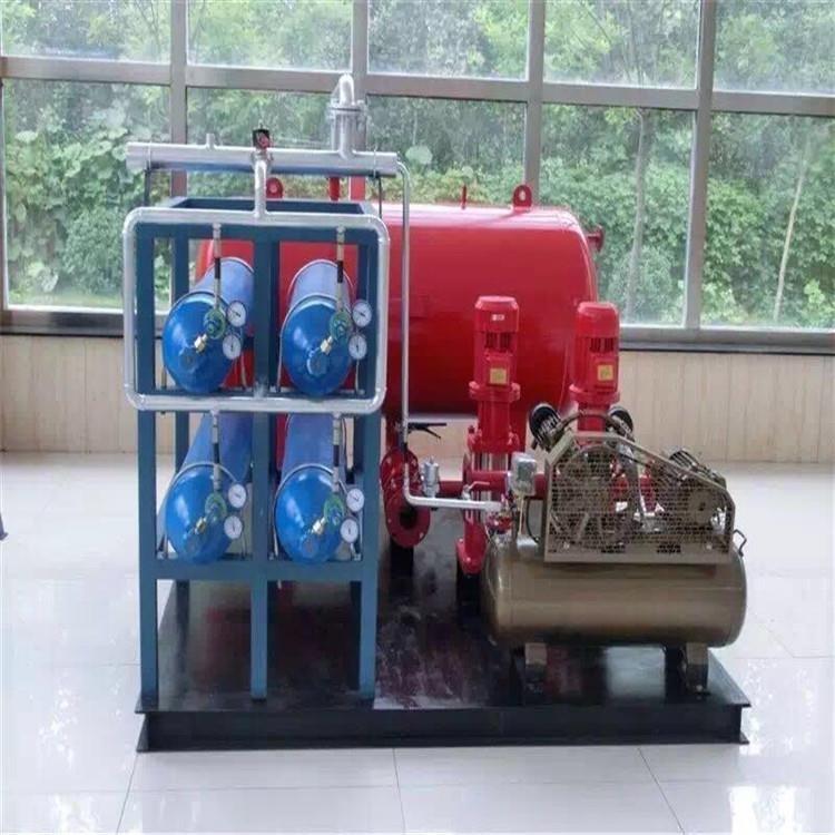 气体顶压消防给水设备价格