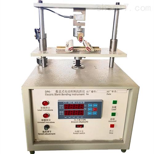 数显式电动坯料抗折试验机