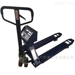 DCS-KL-A6P1吨带打印电子叉车秤,打印小票叉车电子秤