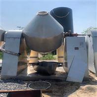 高价回收二手全不锈钢双锥干燥机