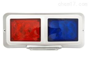 奥乐TBD-43车周方形警示灯车用边爆闪灯