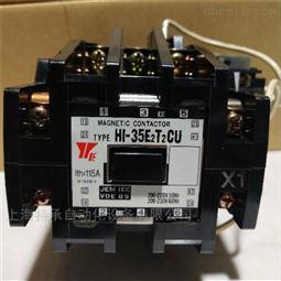 HU-4893E-F安川HU系列接触器尺寸规格