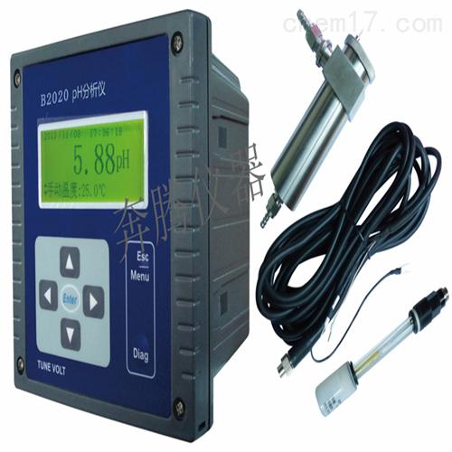 在线水质检测仪 在线PH分析仪