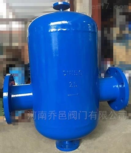 螺旋式汽水分离器