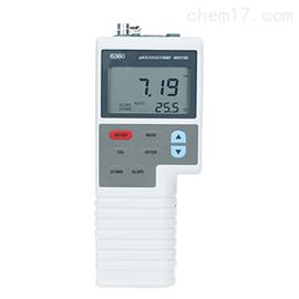 6360PH/ORP/TDS/电导率/盐度测定仪