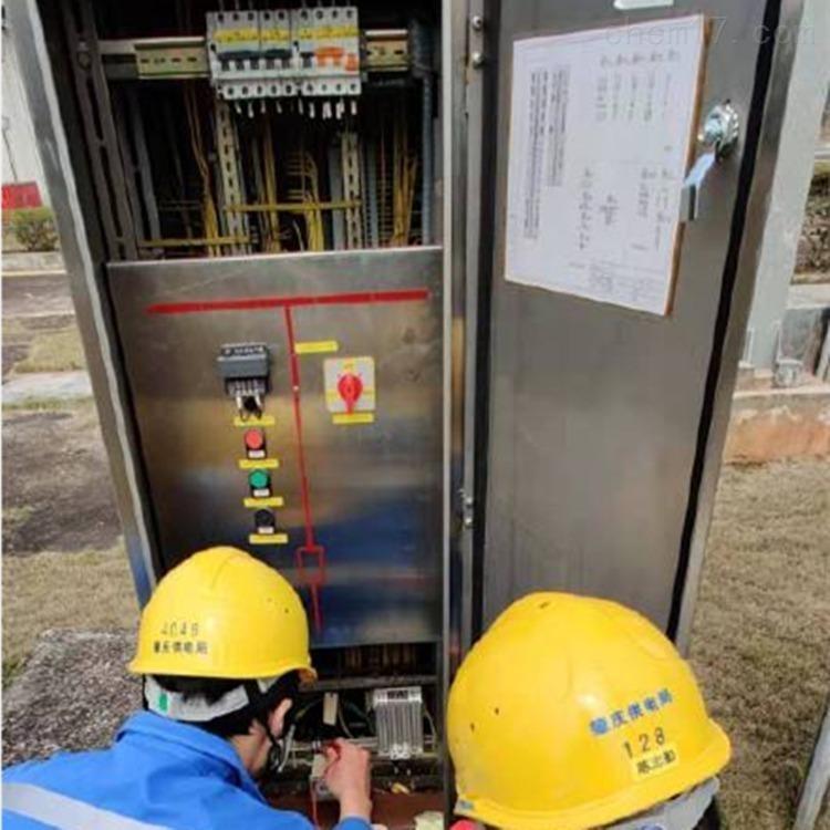 变电站户外电柜防潮封堵措施