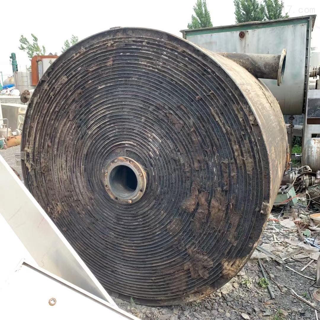 二手200平方 250平方螺旋板换热器
