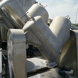长期供应二手V型混合机大量处理