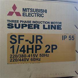 SF-JRFO 0.4KW 6P 380V三菱电机SF-JRFO 0.4kW 6P