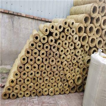 27-1220岩棉保温管阻燃不燃产品,厂家直接发货销售