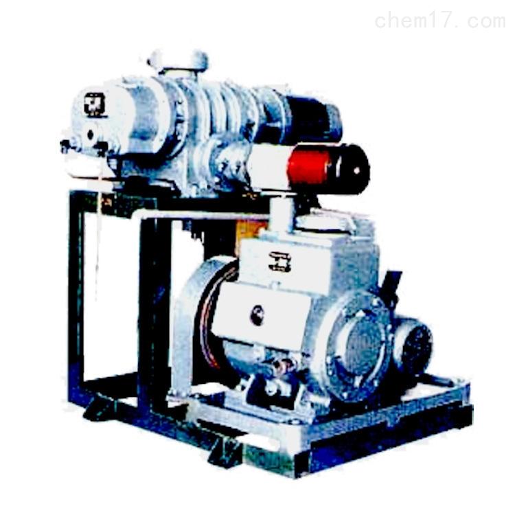 分子泵高真空机组、真空腔体系统
