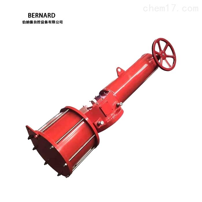 天津廠家銷售伯納德法國原裝氣動執行機構