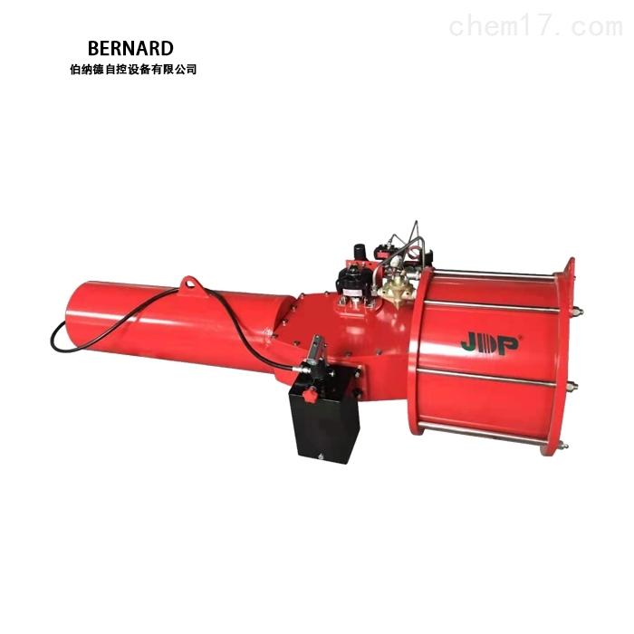 天津廠家銷售伯納德智能角行程氣動執行器