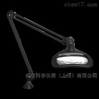 工业用矩形镜片 LED 台式放大镜 WAVE LED
