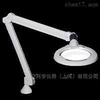 大直径圆形镜片台式放大镜 CIRCUS LED