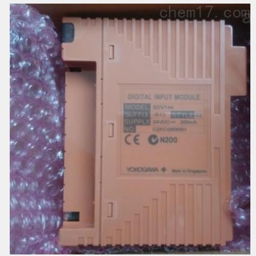 数字量输入模块SDV144-S33日本横河YOKOGAWA
