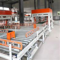 th001匀质板生产设备品质奠定未来