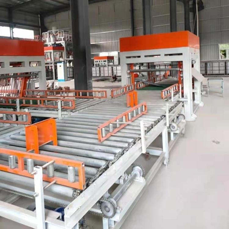 液压式匀质板设备用心为品质专业为效率