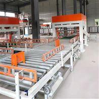 th001匀质板成套设备专业厂家新型节能建材
