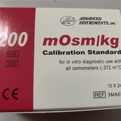 3MA020Advanced冰点渗透压仪校准液