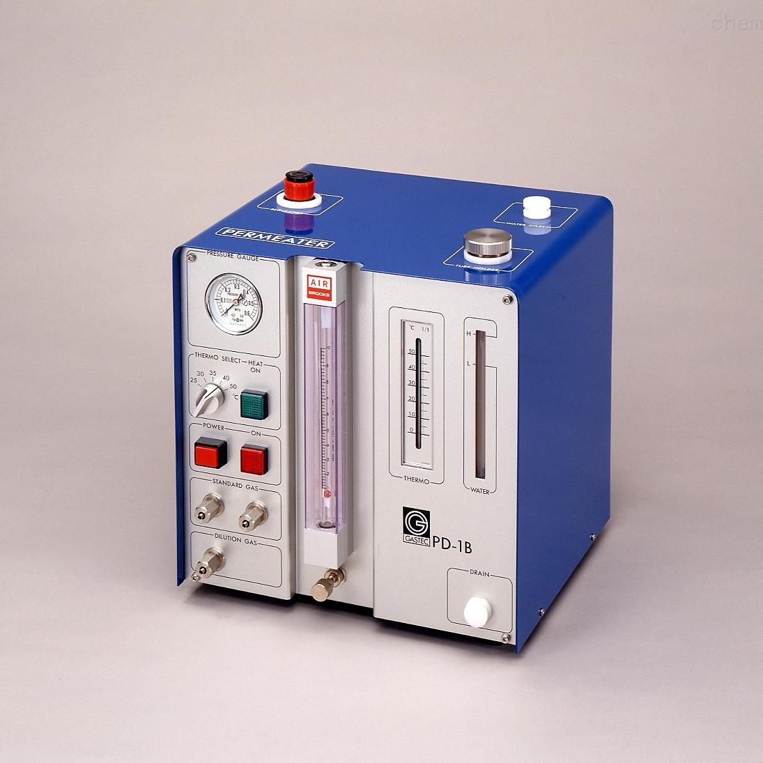 GASTEC动态配气仪