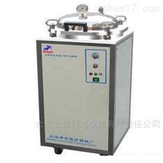 电热式压力蒸汽灭菌器  手轮式快开门结构蒸汽灭菌器 全不锈钢灭菌器