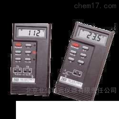 泰仕数字式温度表 数字式温度计 数字式温度检测表