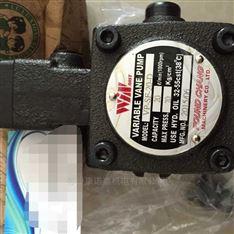 中国进口中国台湾WIN MOST双联齿轮泵