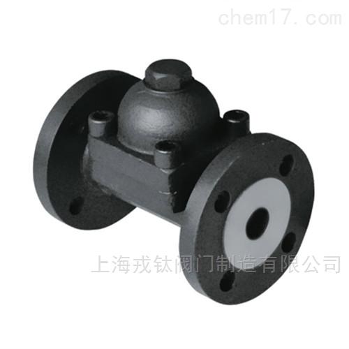 双金属片型蒸汽疏水阀