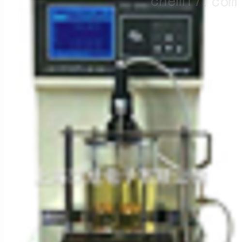SYD-2806G 全自动沥青软化点试验器