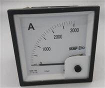 Q96D-HC双指示频率表上海自一船用仪表有限公司