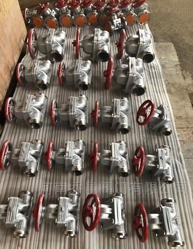 不锈钢焊接式隔膜阀