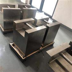 计量局校称1000公斤不锈钢砝码